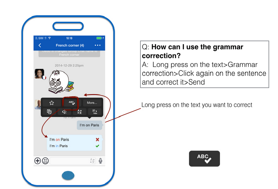 Learn Korean with the HelloTalk app – Sofie to Korea