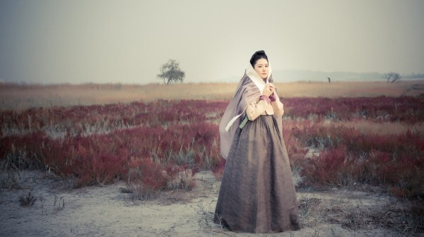 Lee Young Ae in the title role